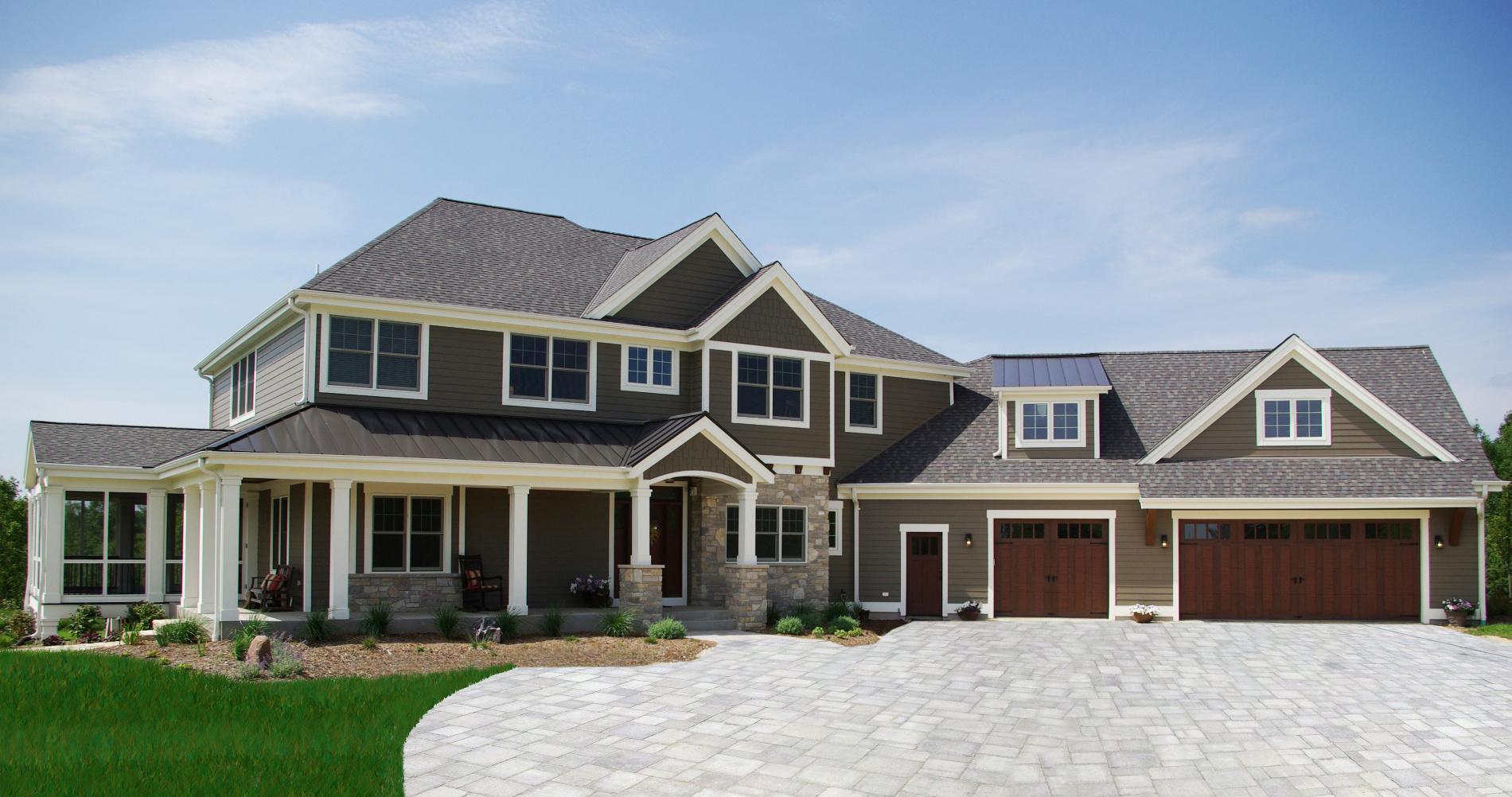 Lake Shore Residence - Highland Builders